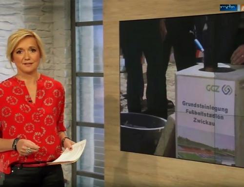Medienschau: Beitrag des MDR vom 17.08.2016